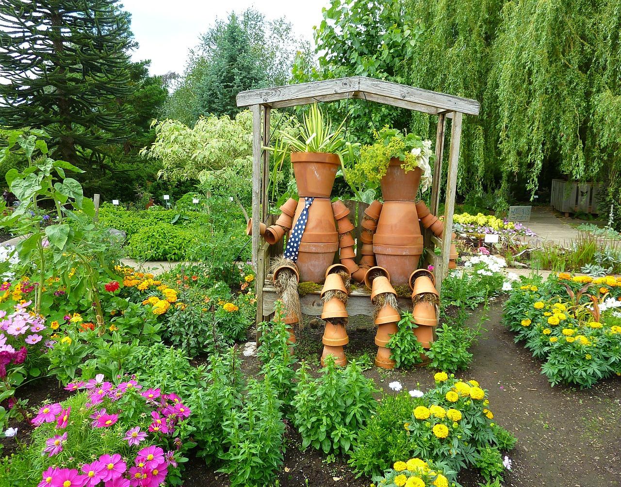 Gartendeko selber machen   Tipps und Ideen   Garten Mix