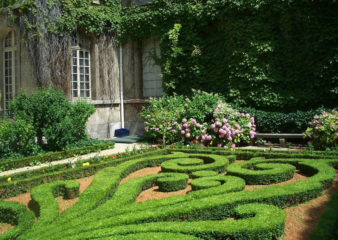 Kleine Gärten gestalten – So geht es