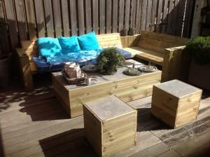 Terrasse gestalten – Tipps zur Terrassengestaltung - Garten Mix