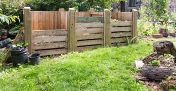 Komposthaufen anlegen – so geht es